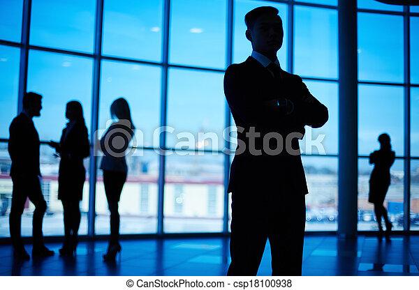 éditorial, business - csp18100938