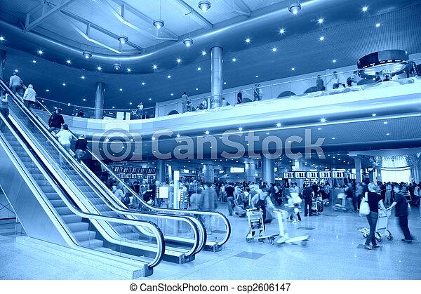 aéroport - csp2606147