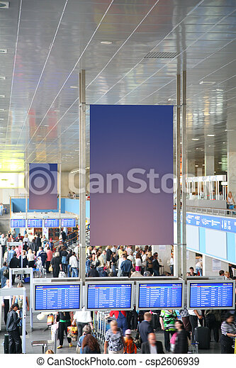 aéroport - csp2606939