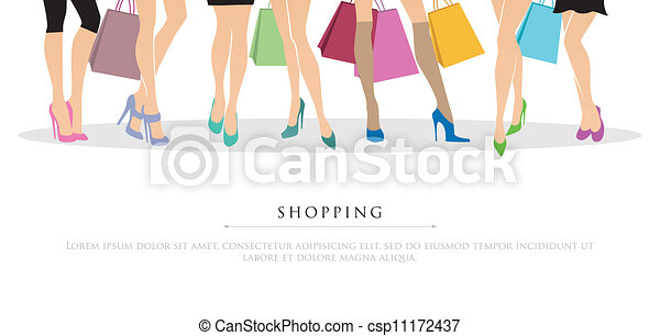 achats, filles - csp11172437