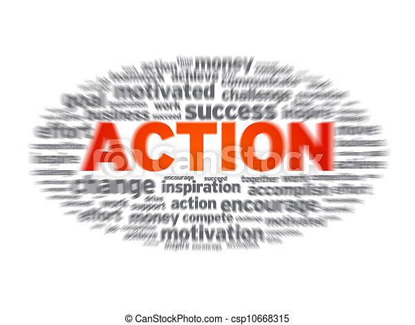 action - csp10668315