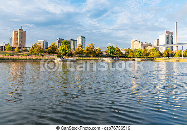 alabama, birmingham, horizon, ville - csp76736519