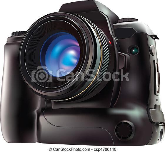 appareil photo - csp4788140