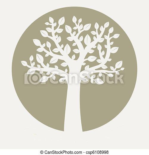 arbre - csp6108998