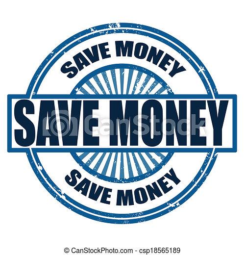 argent, sauver - csp18565189
