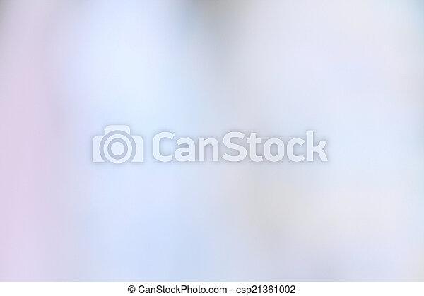 arrière-plan gris, brouillé - csp21361002