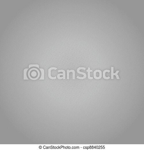 arrière-plan gris, lignes, velours côtelé - csp8840255