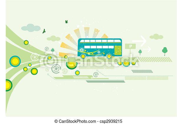 autobus - csp2939215