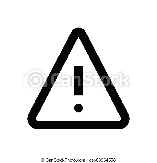 avertissement - csp83964558