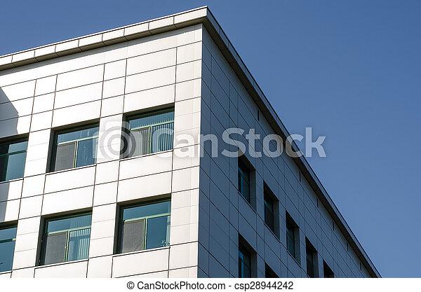 bâtiment, bureau - csp28944242