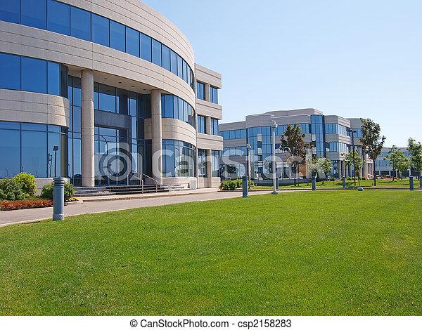 bâtiments, bureau - csp2158283