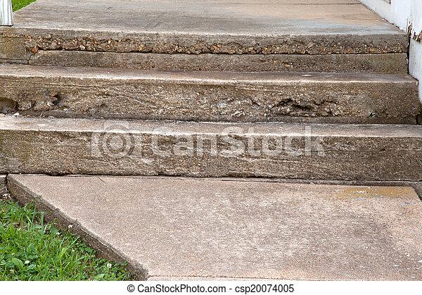 béton, étapes - csp20074005