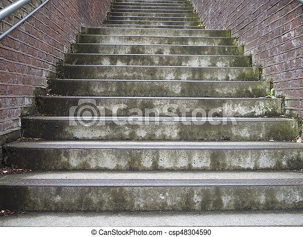 béton, étapes - csp48304590