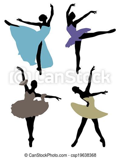 ballerines, 2 - csp19638368