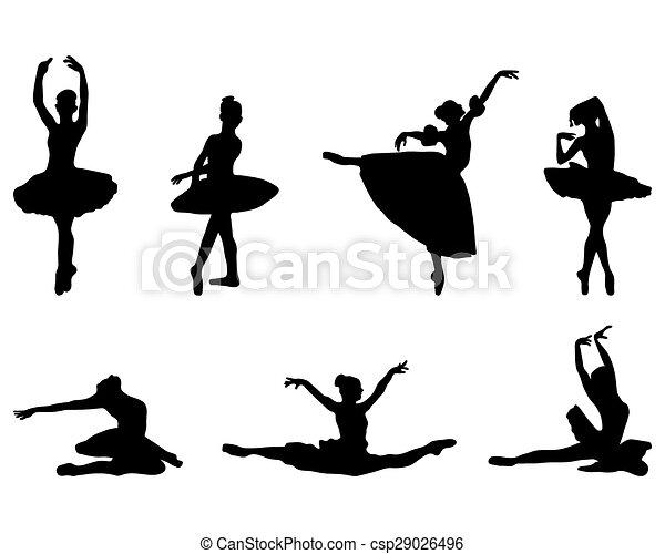 ballerines - csp29026496