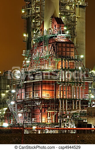 base, cheminée - csp4944529