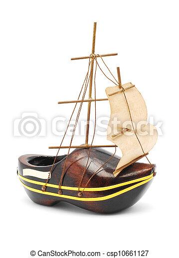 bateau, souvenir - csp10661127