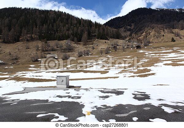 beau, suisse, emplacement - csp27268801