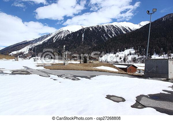 beau, suisse, emplacement - csp27268808