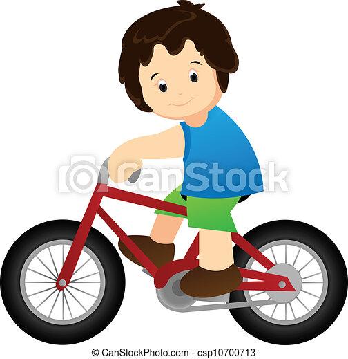 bicyclette voyageant - csp10700713