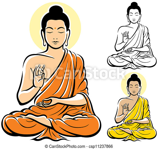 bouddha - csp11237866