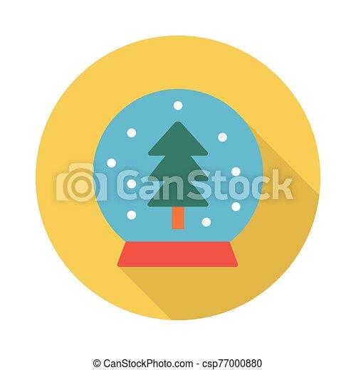 boule de neige - csp77000880