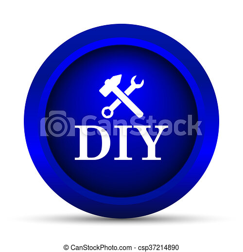 bricolage, icône - csp37214890