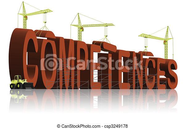 buiding, competences - csp3249178