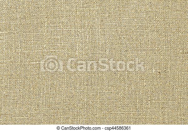 burlap, texture - csp44586361