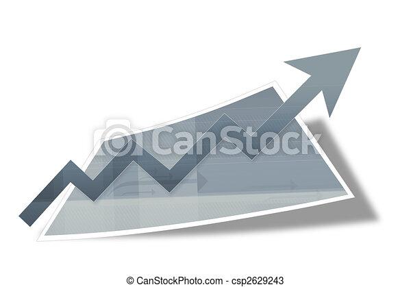 business, fond - csp2629243