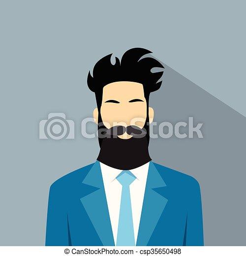 Homme photo de profil Comment sélectionner