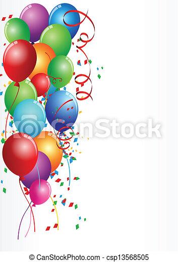 célébration anniversaire - csp13568505