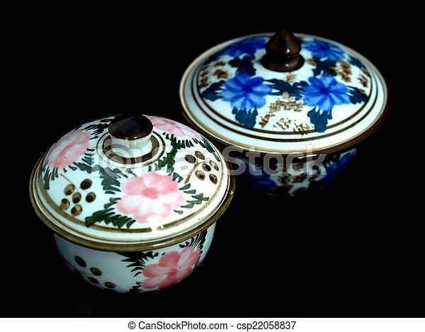 céramique, bol - csp22058837