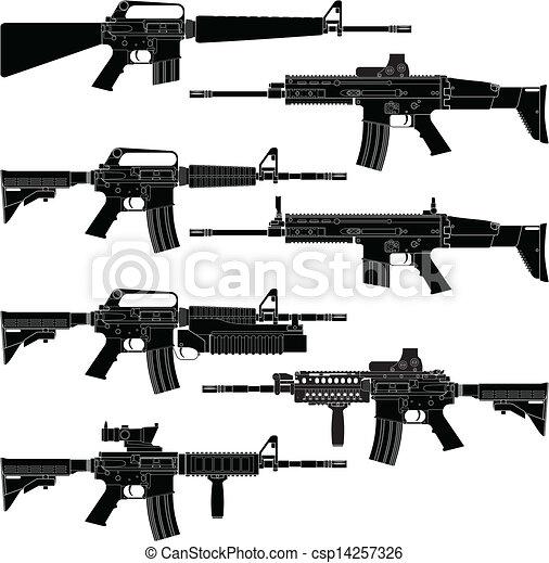 carbines - csp14257326