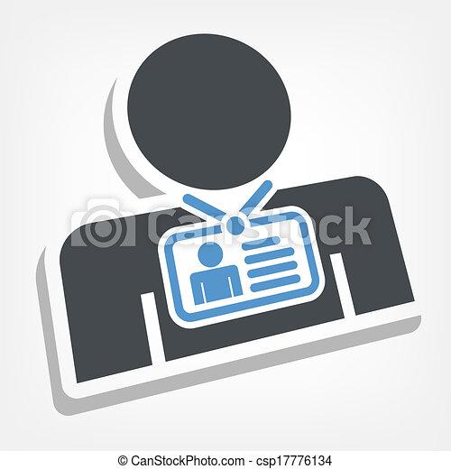 carte identité - csp17776134