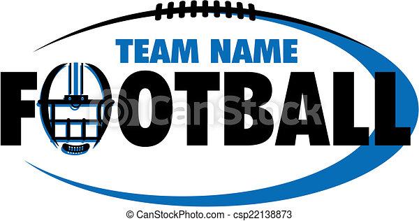casque, football, conception - csp22138873