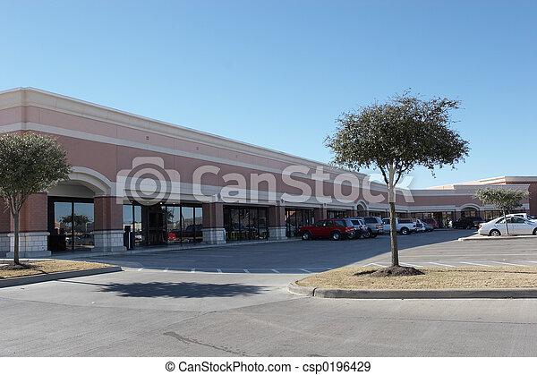 centre commercial - csp0196429