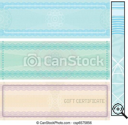 certificat, gabarit - csp6575856