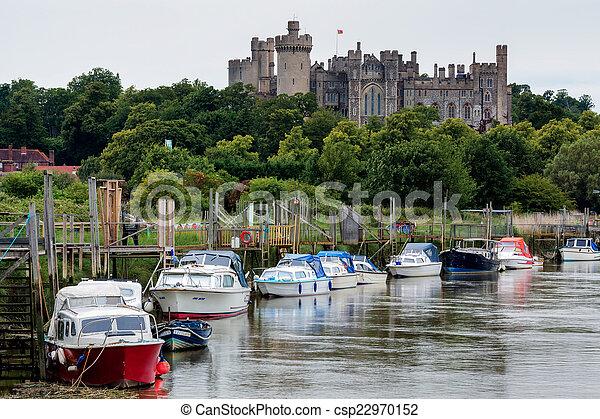 château, arundel - csp22970152