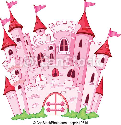 château - csp4410646