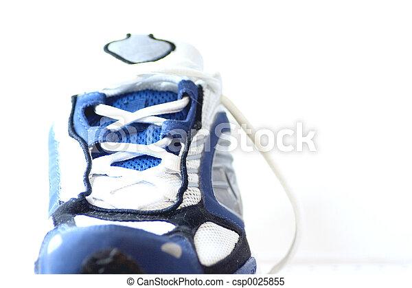 chaussure athlétique - csp0025855