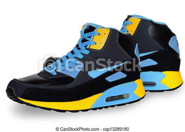 chaussure athlétique - csp13289180
