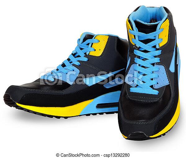 chaussure athlétique - csp13292280
