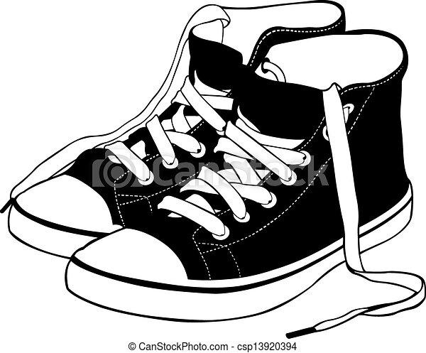 chaussures - csp13920394