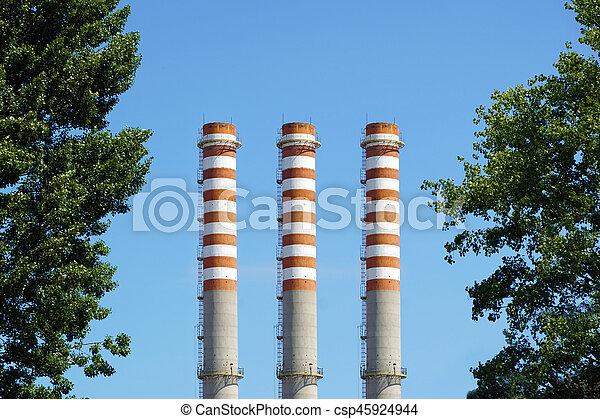 cheminées - csp45924944