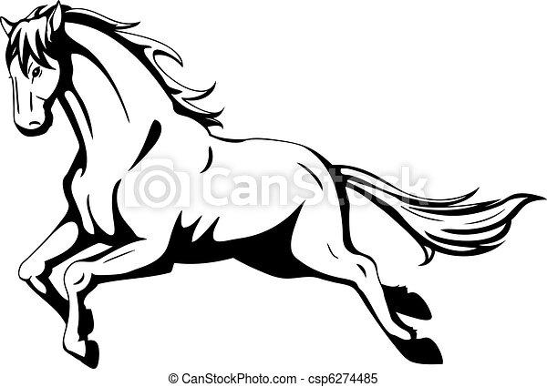 cheval - csp6274485