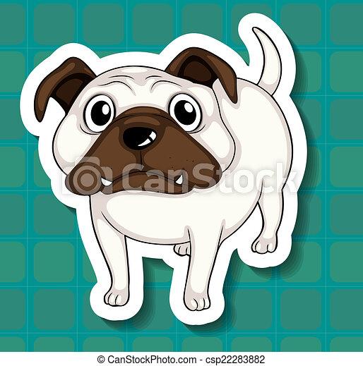 chien - csp22283882