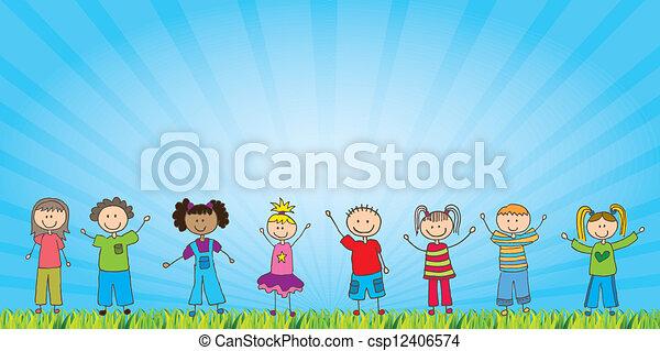 childrens - csp12406574