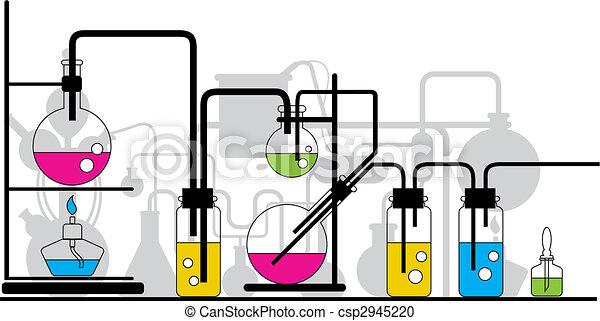 chimique, essai - csp2945220