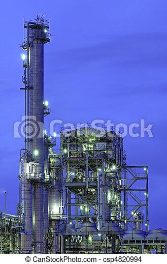 chimique, installation - csp4820994